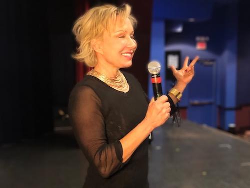 Anita Kozlowski transformational speaker training
